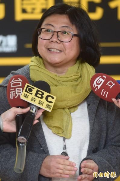 時代力量黨團主任陳惠敏指出,我國近年受到中國各種網路駭客入侵與攻擊事件不斷,資安狀況十分嚴峻。(資料照)