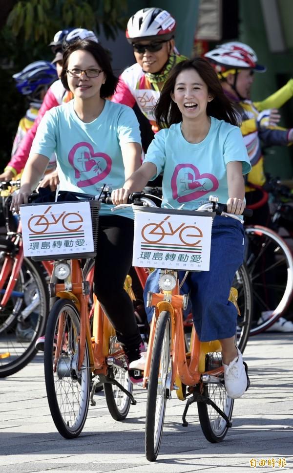 YouBike系統在台灣發展成熟,成功輸往中國泉州複製。(台灣藝人活動資料照,記者陳奕全攝)