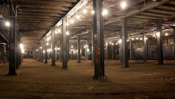 化腐朽為神奇,讓廢棄的舊車站成為城市新亮點。(圖擷取自dezeen)
