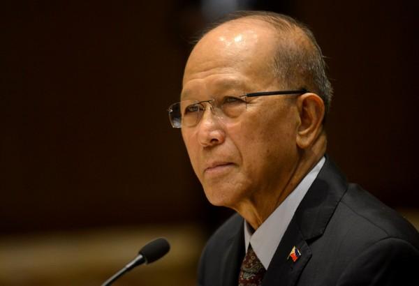 菲律賓國防部長羅倫沙納表示,總統已經指示他,支援菲律賓緝毒署的掃毒行動,若緝毒署有需要,軍隊隨時可以出動。(法新社)