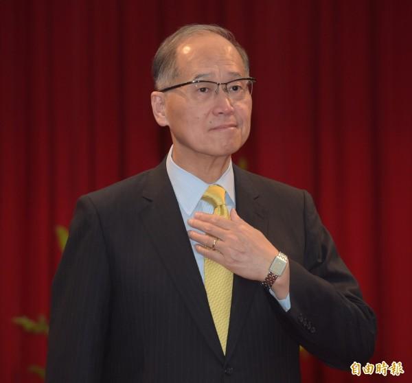 新任新加坡代表江春男酒駕被台北市交通大隊攔查。(資料照,記者黃耀徵攝)