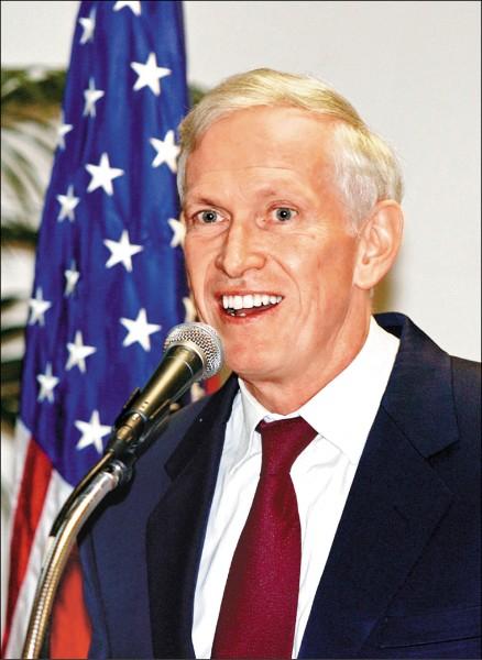 美國前駐尼泊爾及孟加拉大使莫健,內定美國在台協會(AIT)理事主席。(路透資料照)