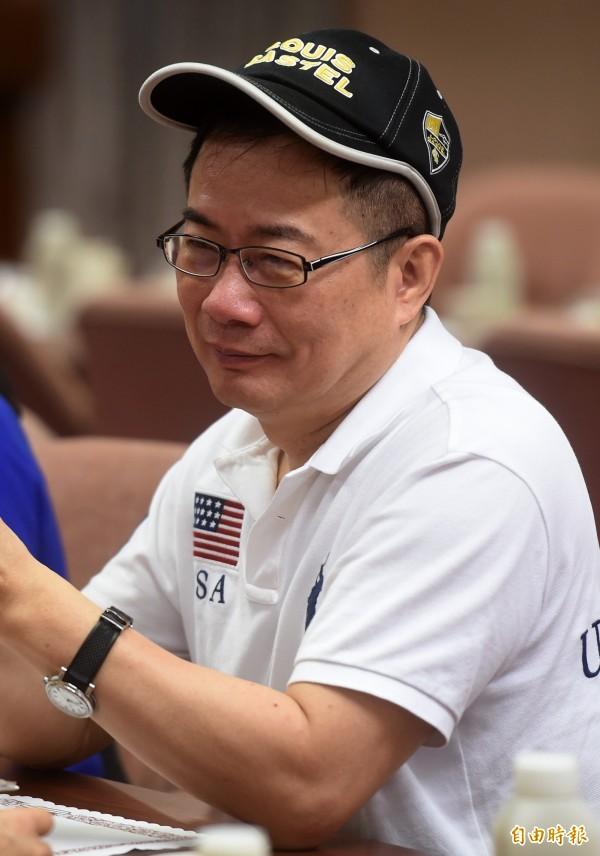 國民黨政策會執行長蔡正元。(資料照,記者簡榮豐攝)