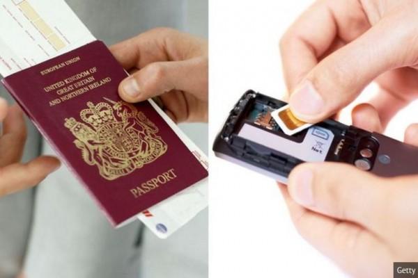 泰國政府即將透過手機SIM卡,來追蹤每個外國遊客,透過這項計劃泰國政府將能監視所有外國遊客的位置。(圖擷自鏡報)