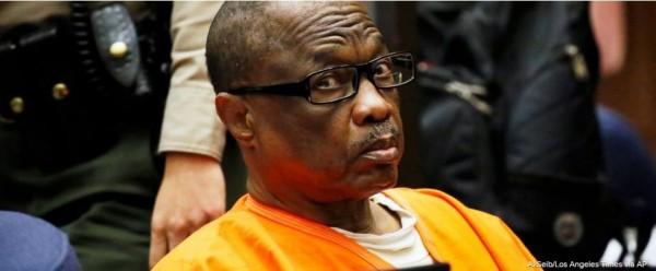 63歲的美國男子富蘭克林,看似與正常人相同,卻其實是連續殺人犯。共涉嫌謀殺10名女性,於昨日被判死刑。(美聯社)