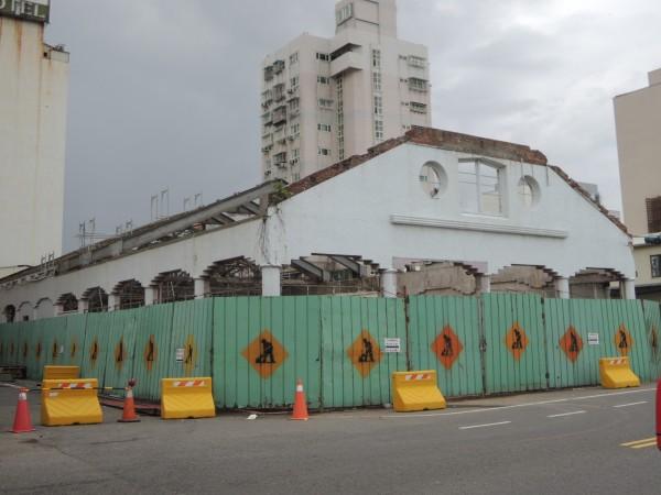 台南舊漁市場位在台南運河發展史重要樞紐,保留下來重開啟海洋城市。(記者洪瑞琴攝)