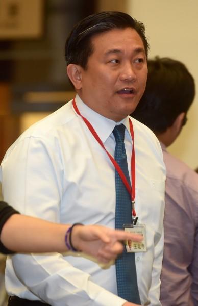 王定宇(記者簡榮豐攝)