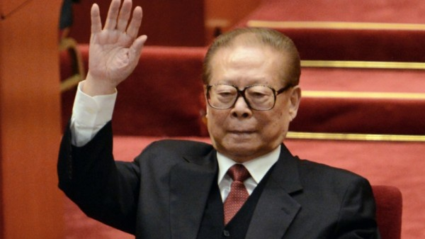 本月17日是中國共產黨前總書記、中國國家主席江澤民90歲生日。(法新社)