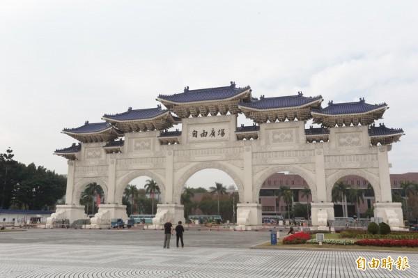 受害者表示,應將人權博物館設置在中正紀念堂,並公布加害者資料。(資料照,記者游蓓茹攝)