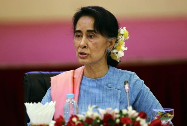 翁山蘇姬昨日和前聯合國秘書長科菲·安南(Kofi Annan)聯手組織委員會,以制止若開邦(Rakhine State)侵犯人權的行為。示意圖與事件無關。(美聯社)