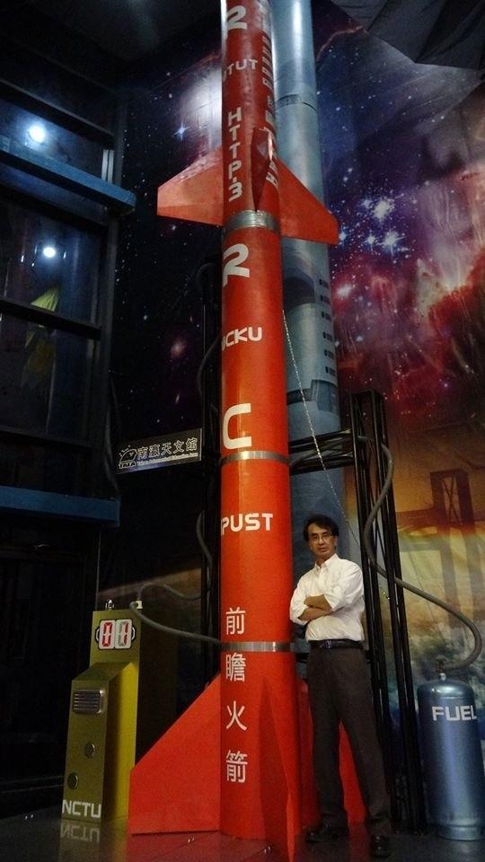 五月天的新歌「頑固」MV靈感來自交大機械系吳宗信教授太空夢想。(擷自臉書)