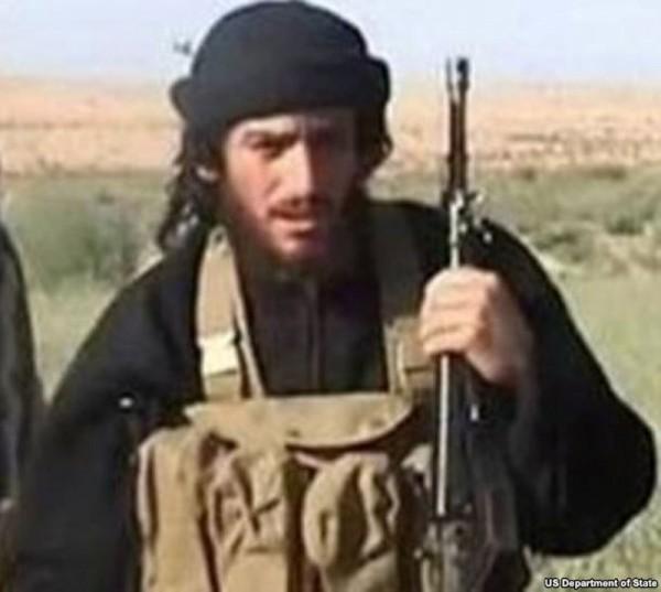 極端組織「伊斯蘭國」(IS)的發言人阿德納尼(Abu Mohammed al-Adnani)被攻擊死亡。(路透)