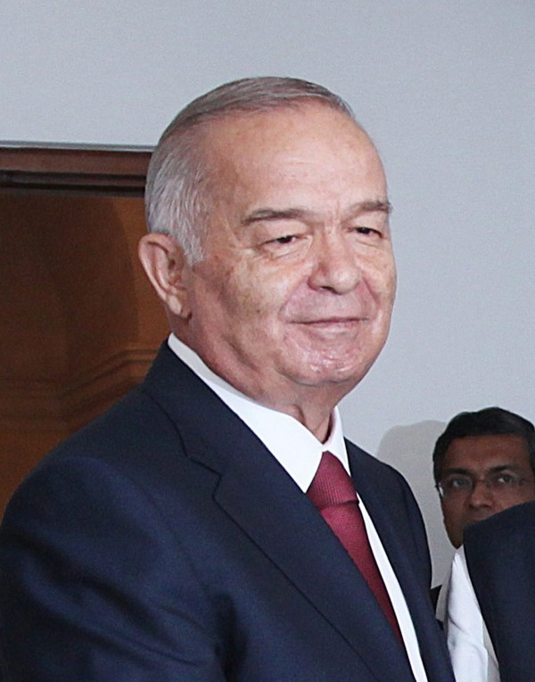 國際傳真社引述烏茲別克政府的官方聲明說,卡里莫夫(見圖)已去世,享壽78歲。(資料照,歐新社)