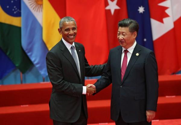 G20高峰會,歐巴馬與習近平的互動格外受到關注。(歐新社)