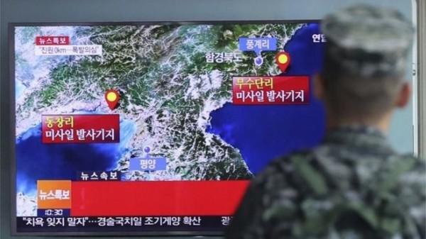 北韓證實,今天上午進行第5次核試。(美聯社)