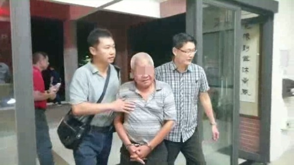 涉嫌性侵害印尼看護工的58歲謝姓雇主,昨(11)日清晨2時許落網,台中地院裁准羈押。(資料照,記者何宗翰翻攝)