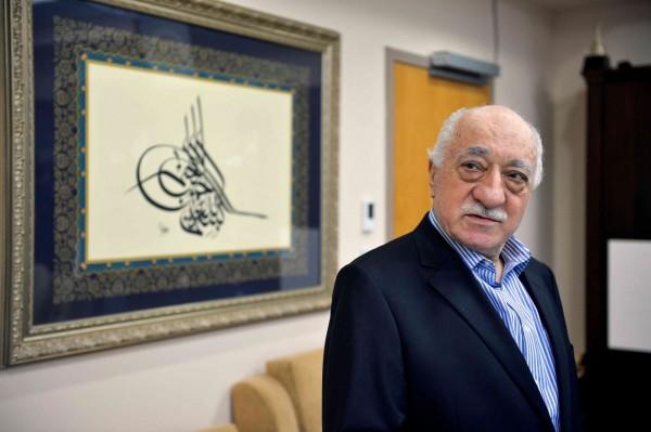 土國當局認為是流亡美國的伊斯蘭教士葛蘭主導土國715流產政變。(路透)