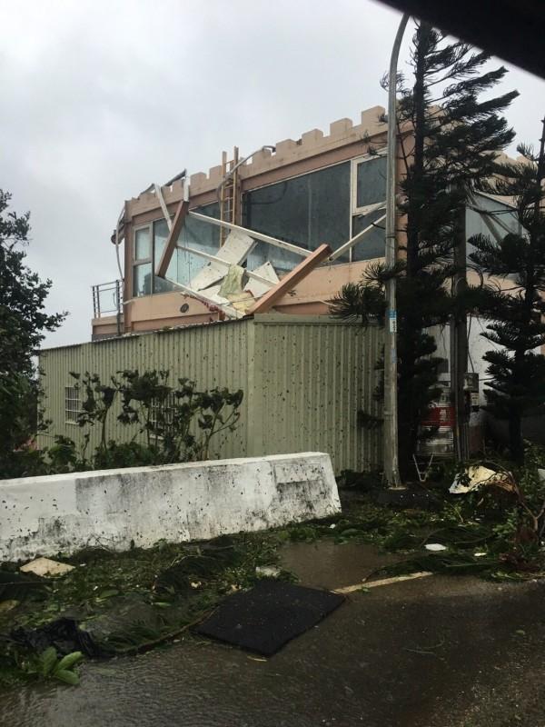 小琉球災情堪稱史上最慘。(民眾提供)