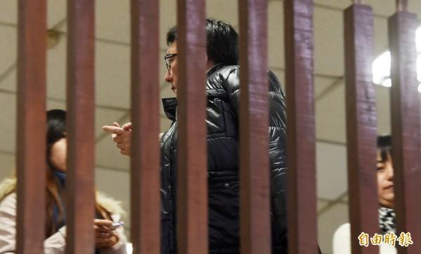 國防部軍情局少校王宗武,20多年前被派駐中國臥底情蒐,卻遭策反,涉充當共諜10多年。(資料照,記者羅沛德攝)