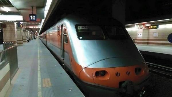 台鐵7月11日驚傳自強號與區間車差點對撞意外。圖為示意圖,與本新聞無關。(資料照)