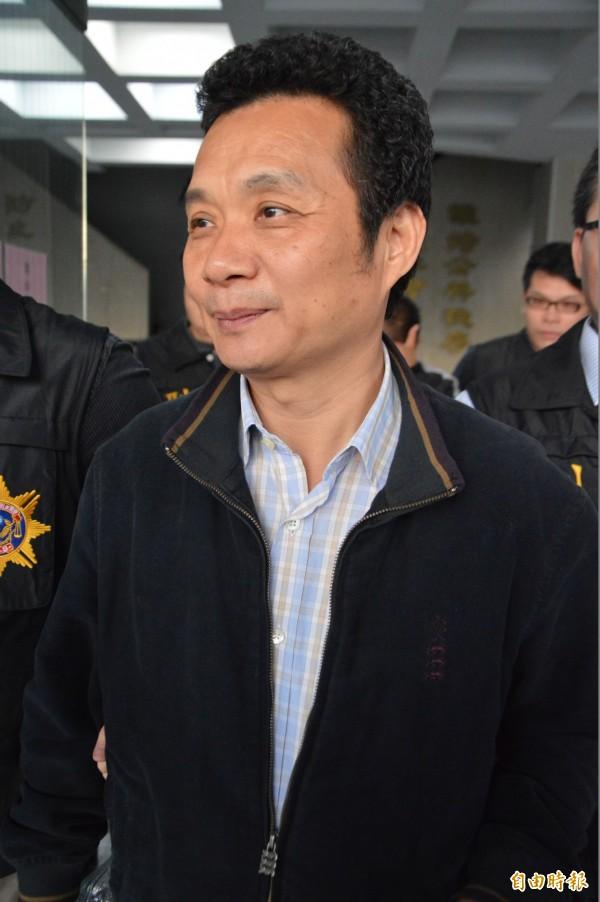 竹崎鄉長王焜弘涉嫌殺警案。(資料照,記者張瑞楨攝)