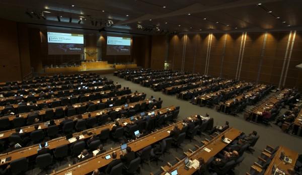 台灣出席ICAO大會遭中國打壓,有學者認為,會逼使民意要求台灣政府對北京的態度要更強硬。(路透)