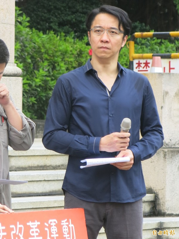 民間司改會執行長高榮志認為,台灣監所改革速度應加快,否則日後類似的案子,都可能引渡失敗。(資料照,記者溫于德攝)