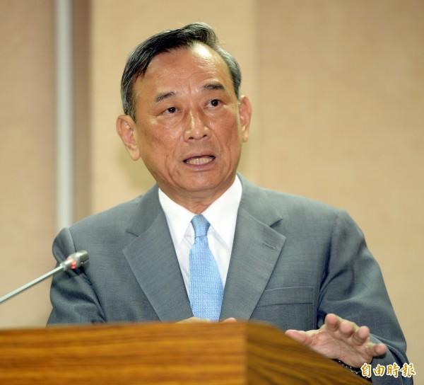 陳明堂表示,將會提出上訴,希望能將林克穎引渡回台。(記者林正堃攝)