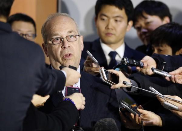 美國亞太助卿羅素表示,美國的立場是支持台灣有意義參與不需要國家身分為會員資格的國際組織,希望見到台灣參與ICAO。(美聯社資料照)