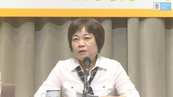 行政院秘書長陳美伶針對928勞工放假、軍公教不放假一事做出釋疑。(圖擷取自行政院開麥啦YouTube)