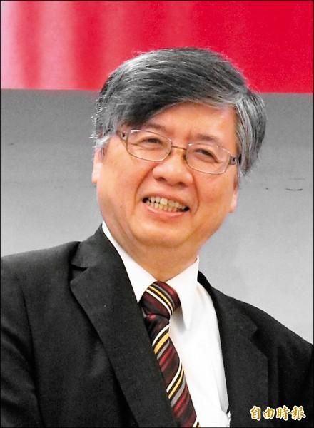 輔大校長江漢聲昨晨發出公開道歉信。(資料照,記者洪美秀攝)
