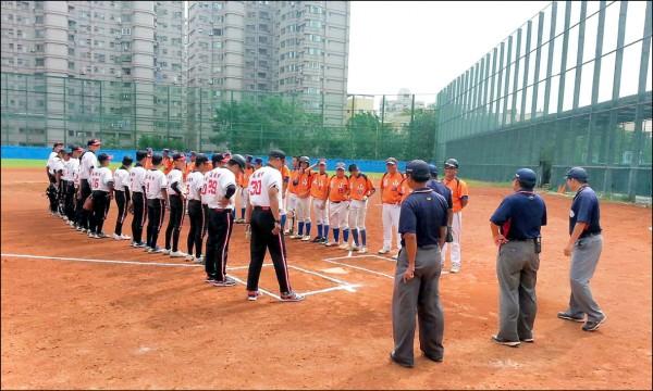 第三屆立德盃全國青少及青棒錦標賽,在高市4所棒球場點燃戰火。(教育局提供)