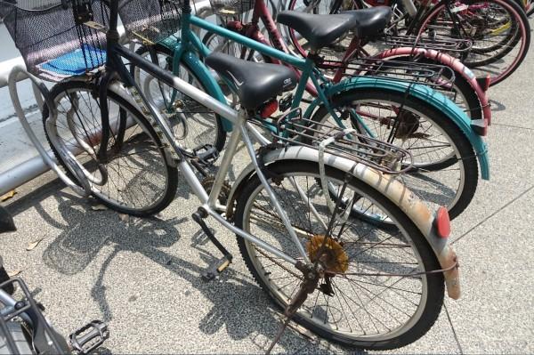 騎乘自行車蔚為風潮,但也出現不少目中無人的自行車騎士。示意圖,與新聞事件無關。(資料照,記者廖耀東攝)