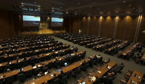 國際民航組織(ICAO)傳出禁止任何成員國在大會中提及台灣。(路透)