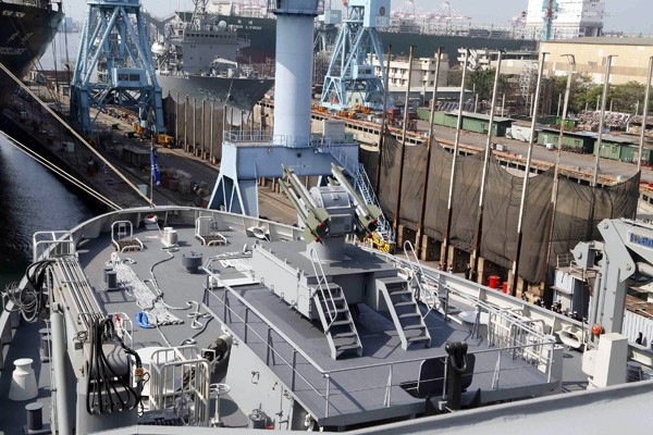 台灣要想自製潛艦和高教機,須確保敏感的科技不被不當轉移。(中央社/情境照)