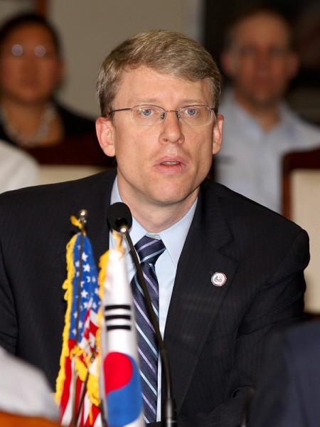 美國國防部資深官員海大衛(David Helvey)明確建議台灣發展以海岸防衛為主的潛艦。(歐新社資料照)
