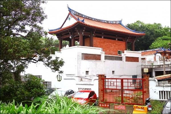 為蓋「台北城市博物館聚落」,要將城市二館既有閩式磚造建物拆除,再花一億多元重蓋建造,市府全面喊卡。(資料照)