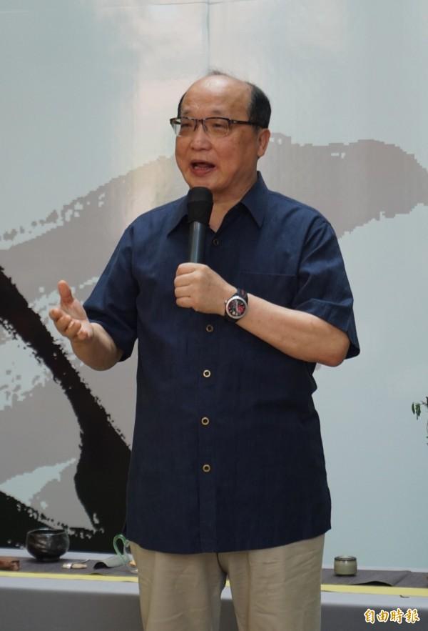 國民黨副主席胡志強。(資料照,記者蔡淑媛攝)