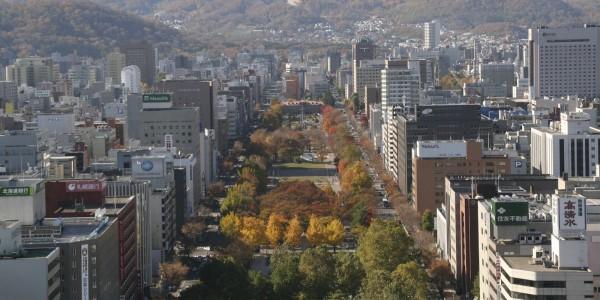 近來中資不斷大手筆買進日本北海道的房地產,民間更流傳北海道在10年後,可能就變成中國的第35省。(圖截自札幌市經濟觀光局官網)