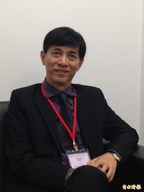 台大外文系教授廖咸浩表示,巴布狄倫獲獎,有助於未來流行音樂的品質提升。(資料照,記者林曉雲攝)