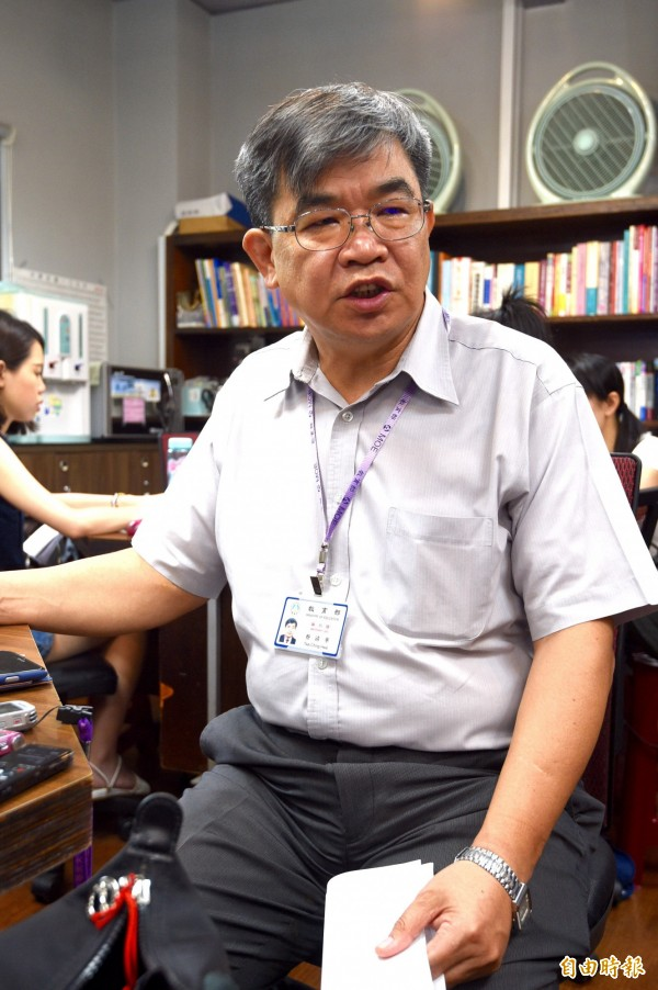 教育部次長蔡清華今日透露,在民調上只有1/3的民眾,支持電競納入運動項目。(資料照,記者羅沛德攝)