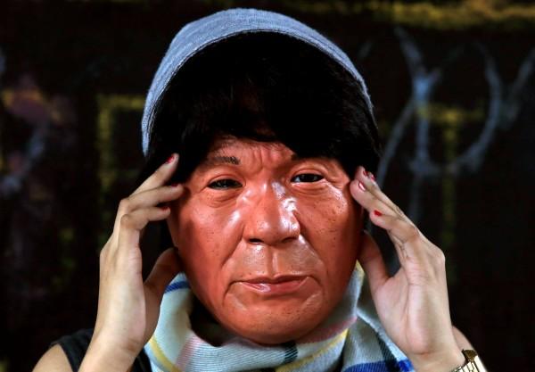 譚教授還說,喜歡杜特蒂的人可以戴上面具表示支持,討厭他的人也可以戴上面具以示嘲諷,無論如何杜特蒂面具都會大受歡迎。(路透)