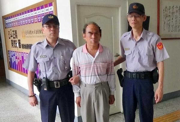 不滿女友要分手,詹姓嫌犯涉嫌買兇教訓女友,遭警方逮捕到案。(資料照,記者謝介裕翻攝)