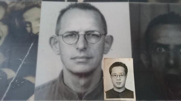 法籍教授畢安生墜樓身亡,他生前受到男友過世打擊相當大。(圖擷取自「李晏榕 Yen-jong Lee」臉書粉絲團)