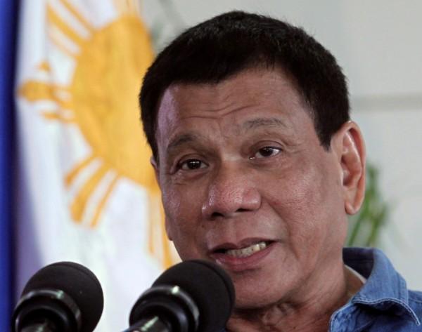 菲律賓總統杜特蒂(Rodrigo Duterte)將在本月18日至21日訪問中國。(資料照,路透)