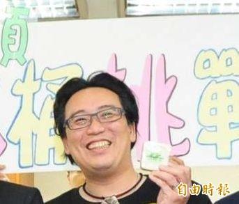 張乃千表示,明年起高雄市的集團婚禮將會納入同志族群。(資料照,記者洪定宏攝)