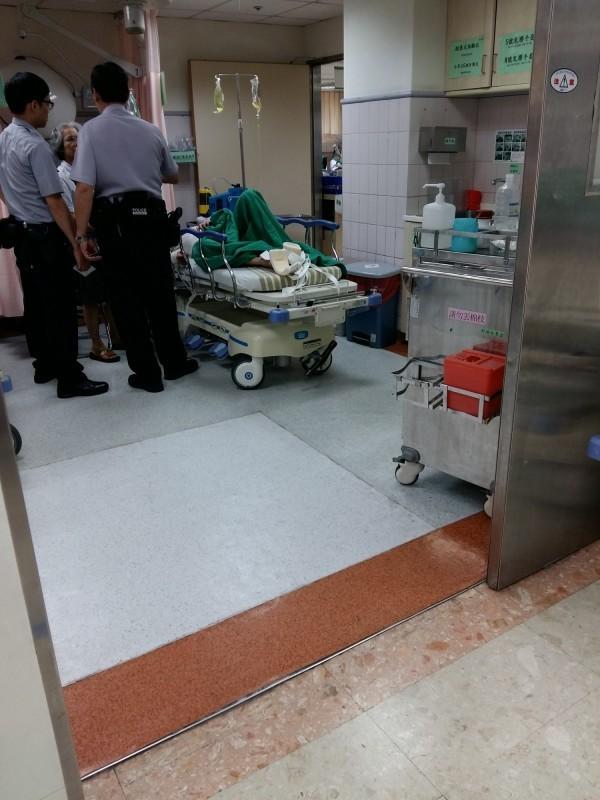 急診室暴力事件頻傳。(資料照,記者鄭淑婷攝)