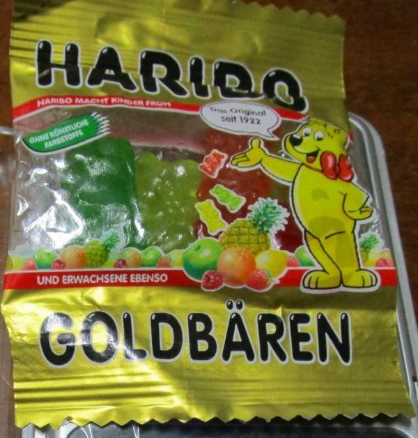 藥頭製作的迷姦熊軟糖,警方至今不曉得如何將毒品加進軟糖中,呼籲民眾到特殊場所時要注意。(記者王捷翻攝)