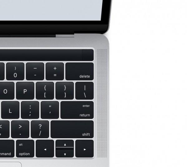 新款MacBook Pro將提供Touch ID指紋辨識。(翻攝自macOS 10.12.1 (代碼Sierra))