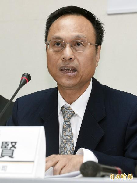 外交部亞非司長陳俊賢強調,「台灣政府不是不聞不問」。(資料照/記者陳志曲攝)
